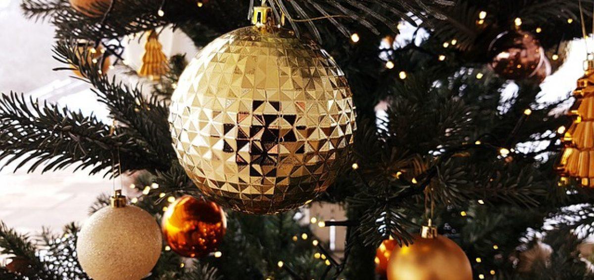 Real Christmas tree